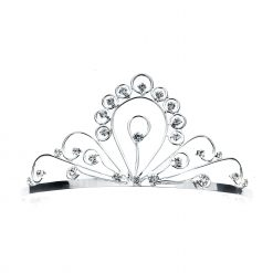 Alexandra - Silver Tiara Product Image